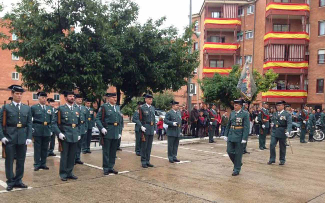guardia civil palencia