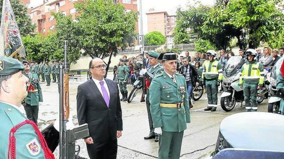 PALENCIA - GUARDIA CIVIL CAIDOS