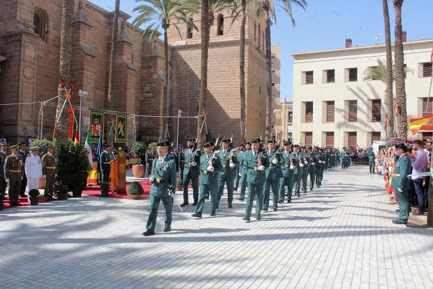 guardia civil almeria