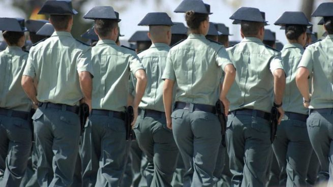 guardia civil x