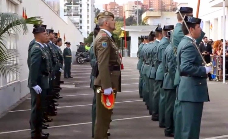guardia civil pilar 11