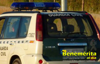x trail guardia civil