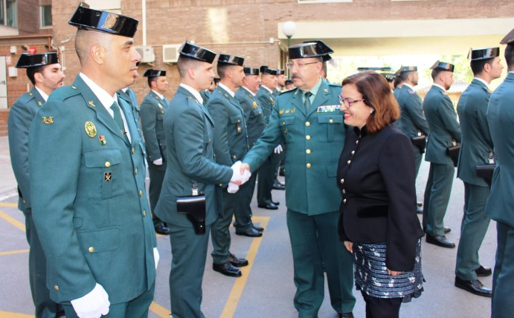 0020190412 Incorporacion Guardias Civiles