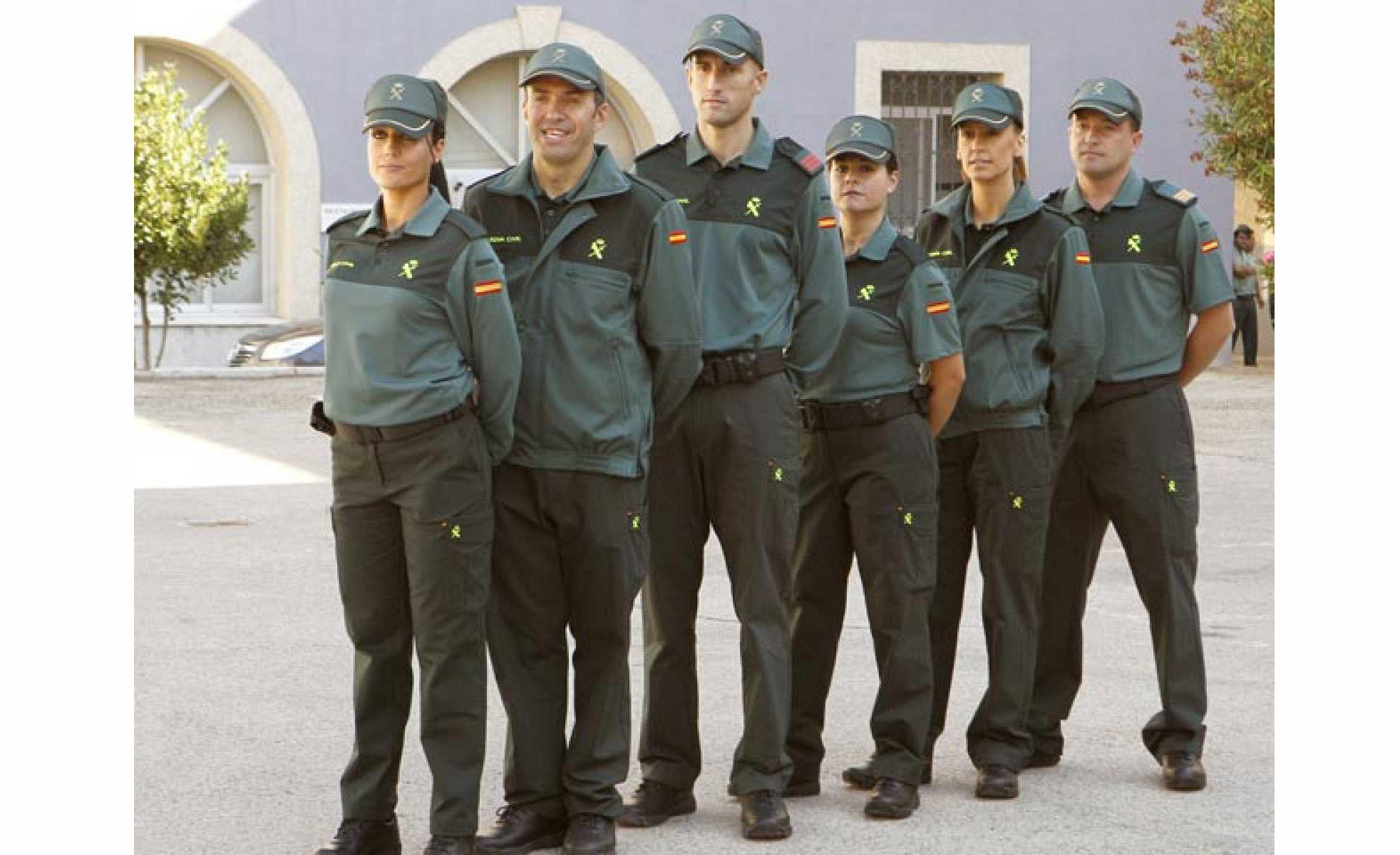 guardia civil convocatoria
