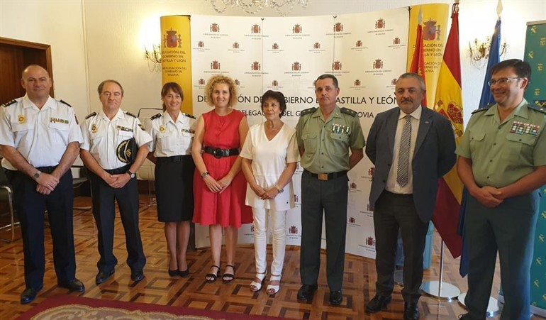 segovia guardia civil