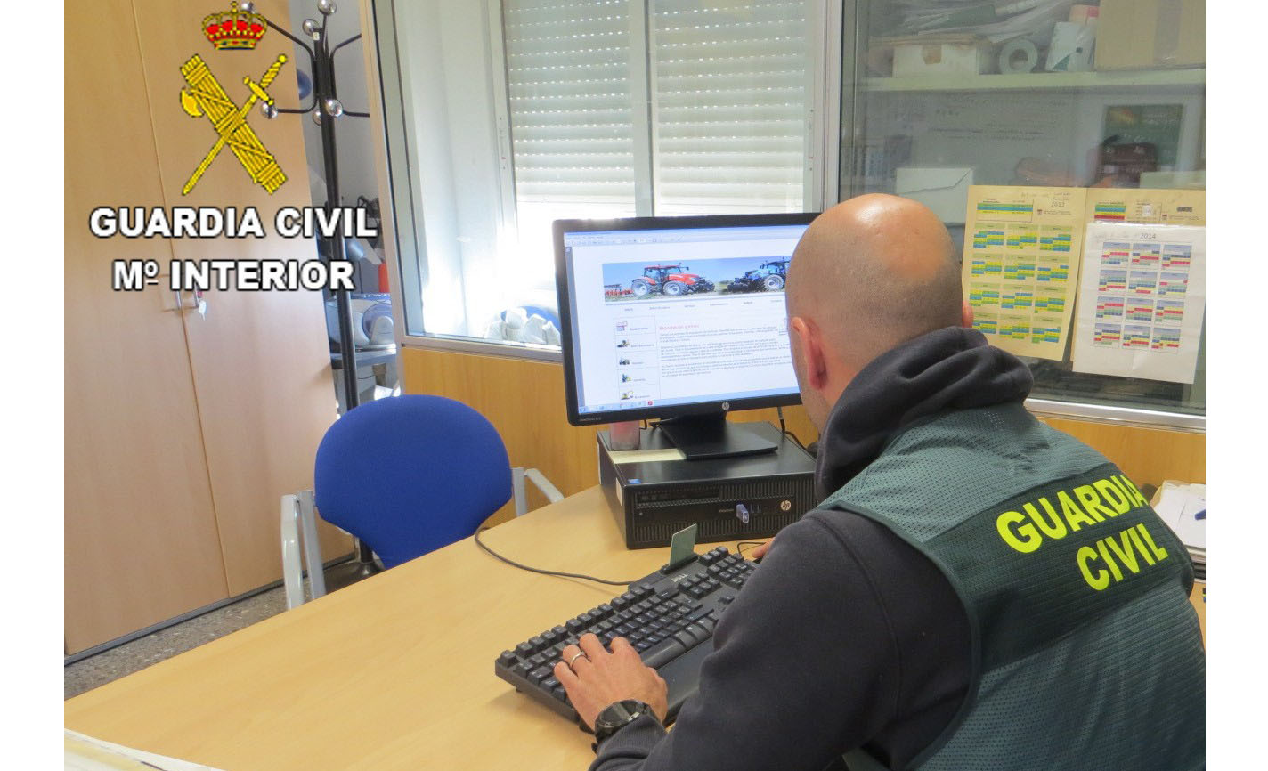 guardia civil foto