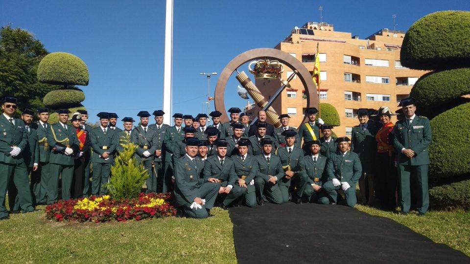 Guardia Civil orihuela