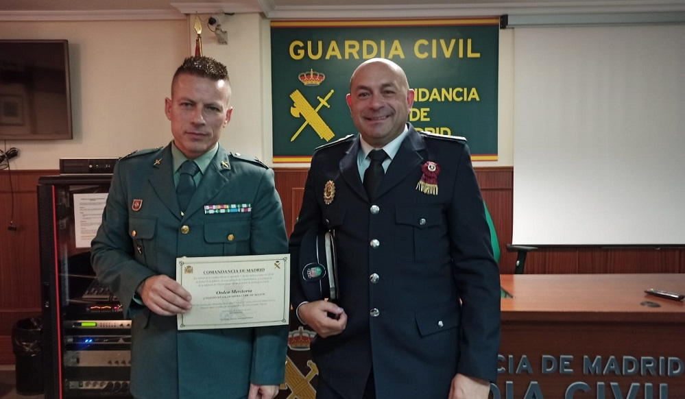 Guardia Civil Policia Local Algete