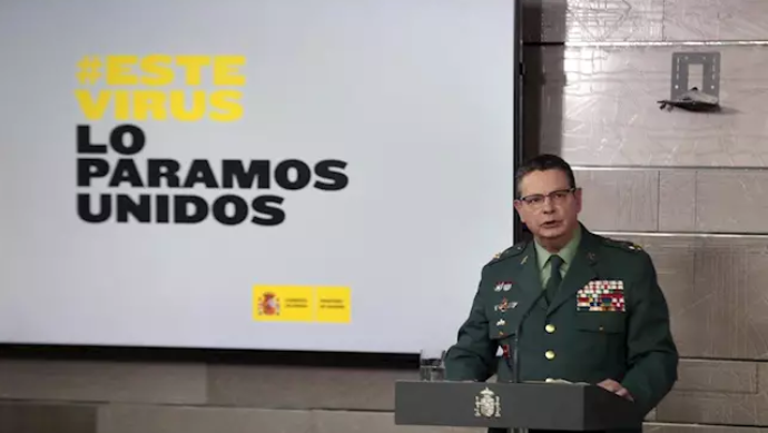 El positivo del DAO de la Guardia Civil