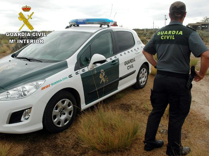 2 zamora guardia civil