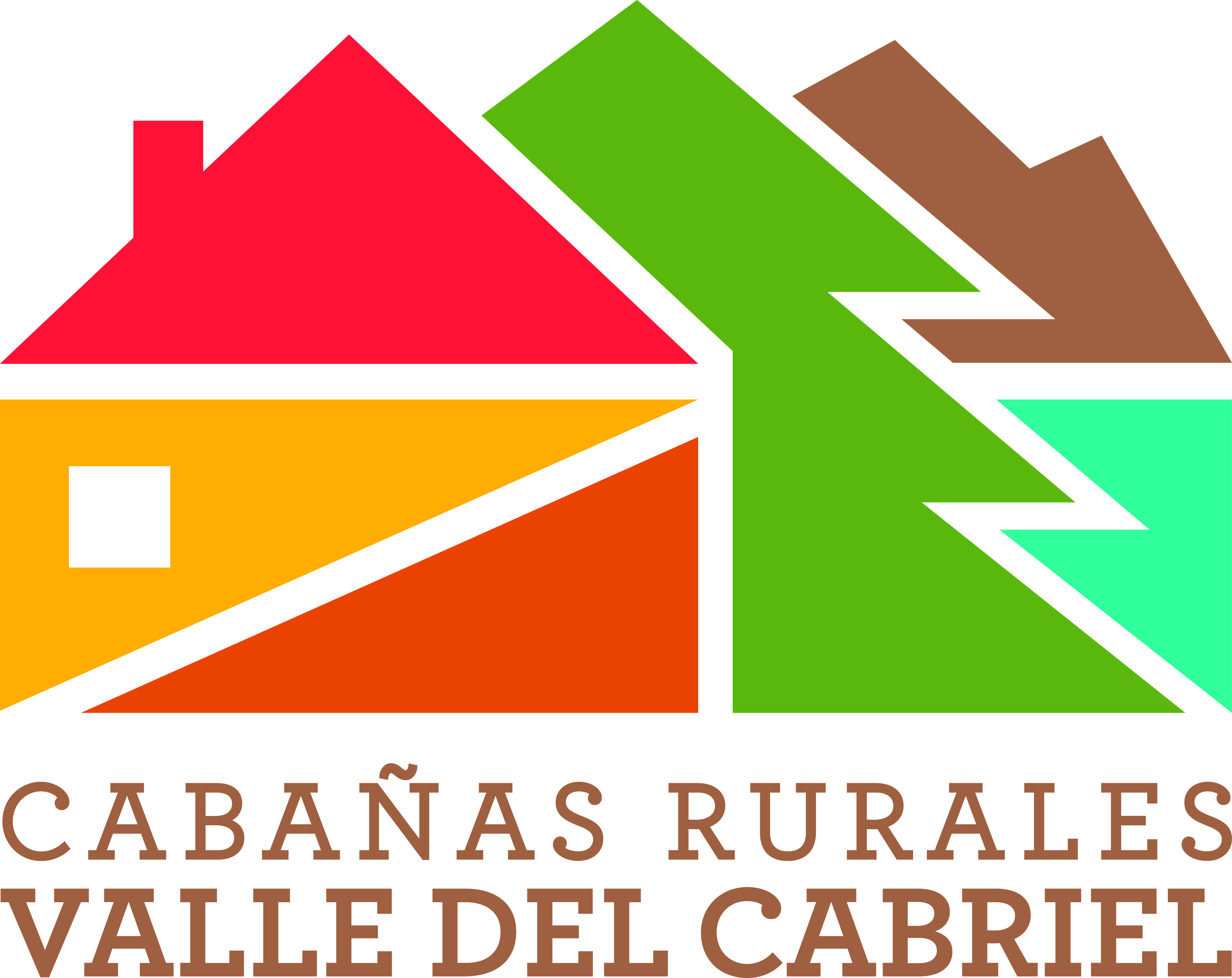 logo cabanas valle cabriel color