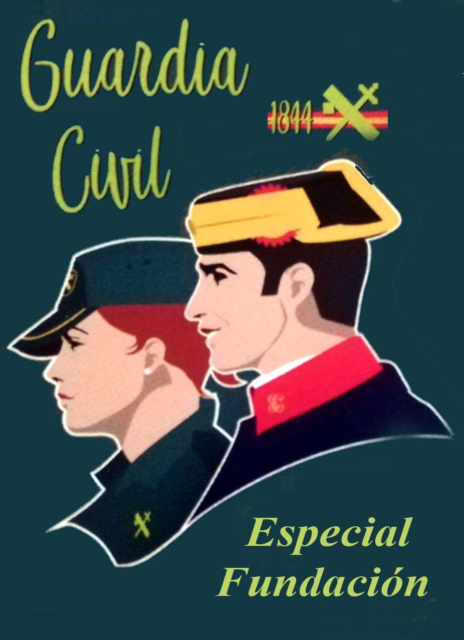 175 anos guardia civil